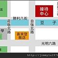 [竹北縣三] 盛亞建設「富宇雲極」(大樓) 2014-02-13 003 位置參考圖