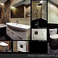 [新竹竹光] 野村建設「野村常在」(大樓) 2014-02-20 013 樣品屋衛浴設備陳列一覽