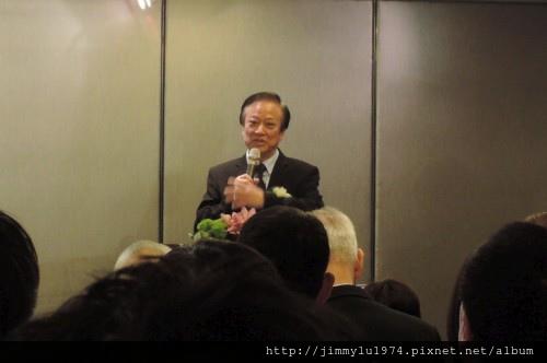 [新聞活動] 竹北高鐵影城簽約 2014-02-27 002 台灣高鐵公司董事長歐晉德