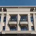 [竹東杞林] 京和建設「京和帝璽」(電梯透天)外觀實景 2014-01-27 012
