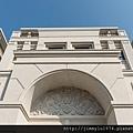 [竹東杞林] 京和建設「京和帝璽」(電梯透天)外觀實景 2014-01-27 013