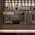 [竹東杞林] 京和建設「京和帝璽」(電梯透天)實品屋參考裝潢 2014-01-27 007