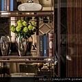 [竹東杞林] 京和建設「京和帝璽」(電梯透天)實品屋參考裝潢 2014-01-27 020