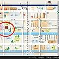 [竹北華興] 元啟建設「涓建筑」(大樓)生活機能參考圖 2014-03-14