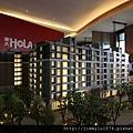 [新竹南寮] 聚樸建設「東大HOLA」(大樓) 2014-05-03 003