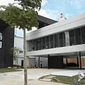 [竹北縣三] 鴻柏建設「鴻向」(大樓) 2014-05-14 002 接待中心外觀實景.JPG