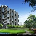 [竹北高鐵] 良茂建設「Life Park」(大樓)外觀透視參考圖 2014-05-20