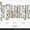 [芎林綠獅] 又一山建設「院自在」(透天) 2014-05-29 004 A5戶家具配置參考圖.jpg