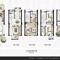 [芎林綠獅] 又一山建設「院自在」(透天) 2014-05-29 005 C5戶家具配置參考圖.jpg