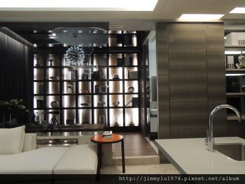 [竹北縣三] 德鑫建設「SKY 1」(大樓)2房2衛樣品屋參考裝潢 2014-06-25 012