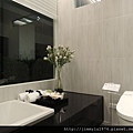 [竹北縣三] 德鑫建設「SKY 1」(大樓)2房2衛樣品屋參考裝潢 2014-06-25 018