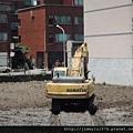 [頭份中央] 正群建設「中央都滙」(中央都匯,大樓)開工 2014-07-02 003