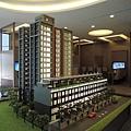 [頭份中央] 正群建設「中央都滙」(中央都匯,大樓)外觀參考模型 2014-07-02 003
