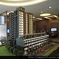 [頭份中央] 正群建設「中央都滙」(中央都匯,大樓)外觀參考模型 2014-07-02 004
