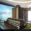 [頭份中央] 正群建設「中央都滙」(中央都匯,大樓)外觀參考模型 2014-07-02 006