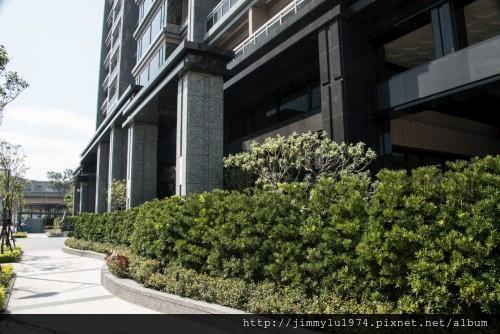 [竹北] 大濟建設「臻品花園」(大樓)外觀實景 2014-06-25 025
