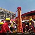 [竹南東站] 晨宇建設「友稻理」(透天)開工 2014-07-12 022