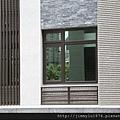 [竹北科一] 祐鼎建設「楓木丹馥墅」(電梯透天)外觀實景日景 2014-07-10 033