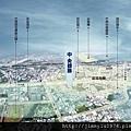 [頭份中央] 正群建設「中央都滙」(中央都匯,大樓) 2014-07-31 003 空拍合成參考圖