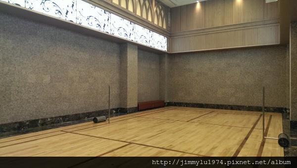 [竹北法院] 中麓建設「中悦皇苑」(大樓) 2014-08-10 021 公設實景