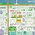 [新竹光埔] 興築建設「興世代」(大樓) 2014-08-28 008 生活機能參考圖