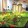 [竹北縣三] 總誼建設「公園苑」(大樓) 2014-09-10 001 模型