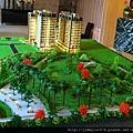 [竹北縣三] 總誼建設「公園苑」(大樓) 2014-09-10 003 模型