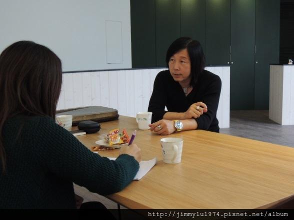 右為專案經理鍾志龍