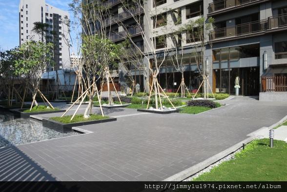 [竹北華興] 元啟建設「涓建筑」(大樓)2015-01-09 022