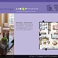 [竹南海口] 上河圖建設「迎薰3」(大樓)2015-01-12 045 單元平面-3-5樓K