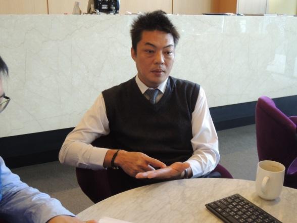 「漾煙波」專案經理王元成