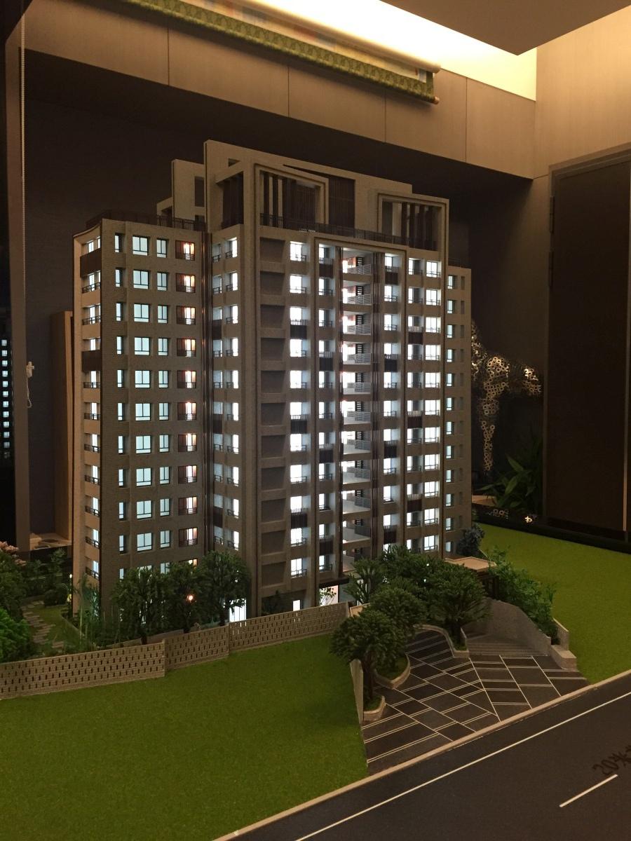 [竹東自強] 喬立建設-三號公寓(大樓)2015-03-10 013