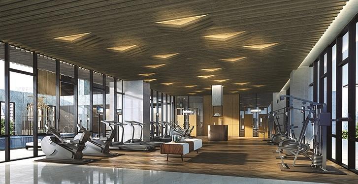 [竹北縣三] 興富發建設-巨人(大樓)2015-03-10 007 健身房3D示意圖(一切以施工完成後為主)