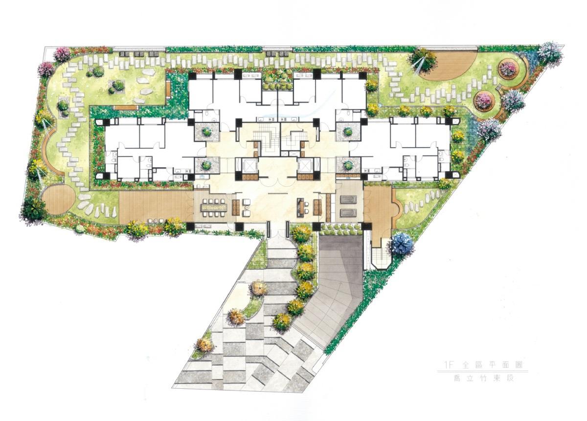 [竹東自強] 喬立建設-三號公寓(大樓)2015-03-11 001