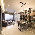 [新竹光埔] 興築建設-興世代(大樓)2015-03-11 012 2房客廳