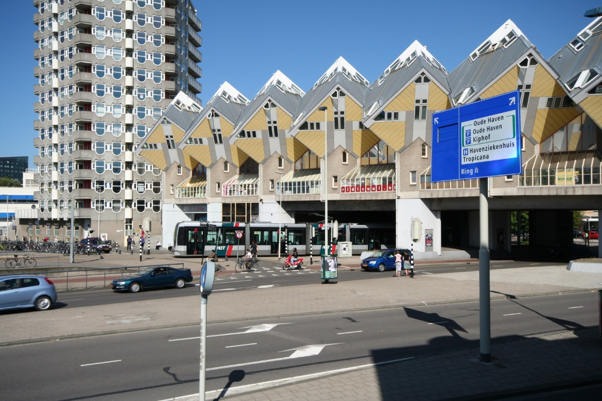 [鹿特丹] Cube House 01.JPG