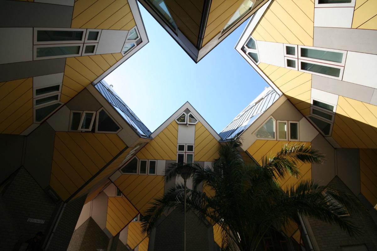 [鹿特丹] Cube House 02.JPG