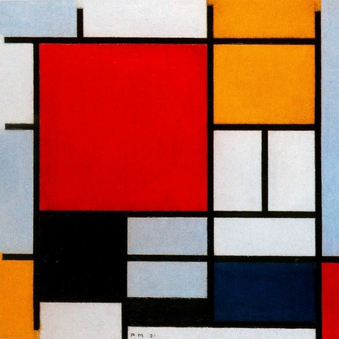 蒙德里安(Piet Mondrian)作品(source by piet-mondrian.org).jpg