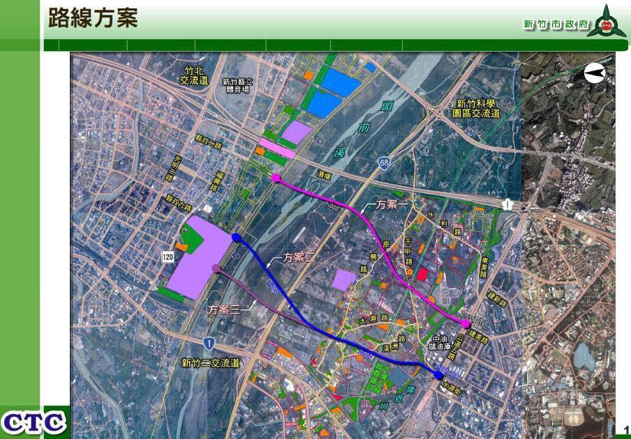 [大家談談] 跨越頭前溪替代道路方案 2015-03-30 001