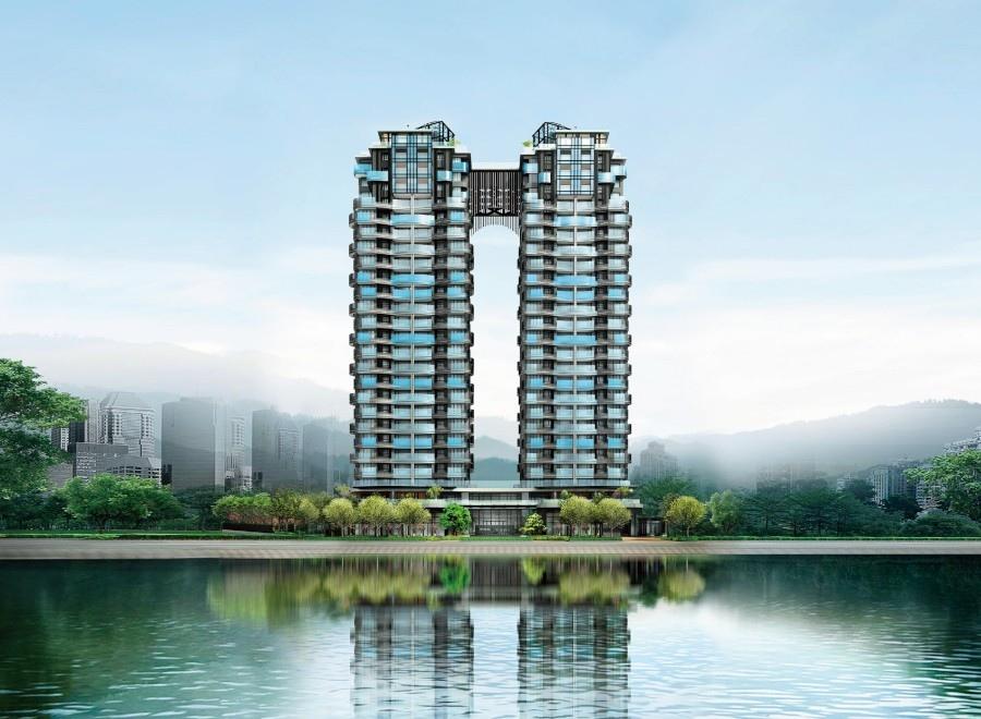 [烏日高鐵] 富旺國際開發-世界之翼(大樓)2015-05-18 036