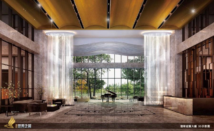 [烏日高鐵] 富旺國際開發-世界之翼(大樓)2015-05-18 042