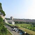 國家藝術園區-從高處俯瞰的廣闊風景