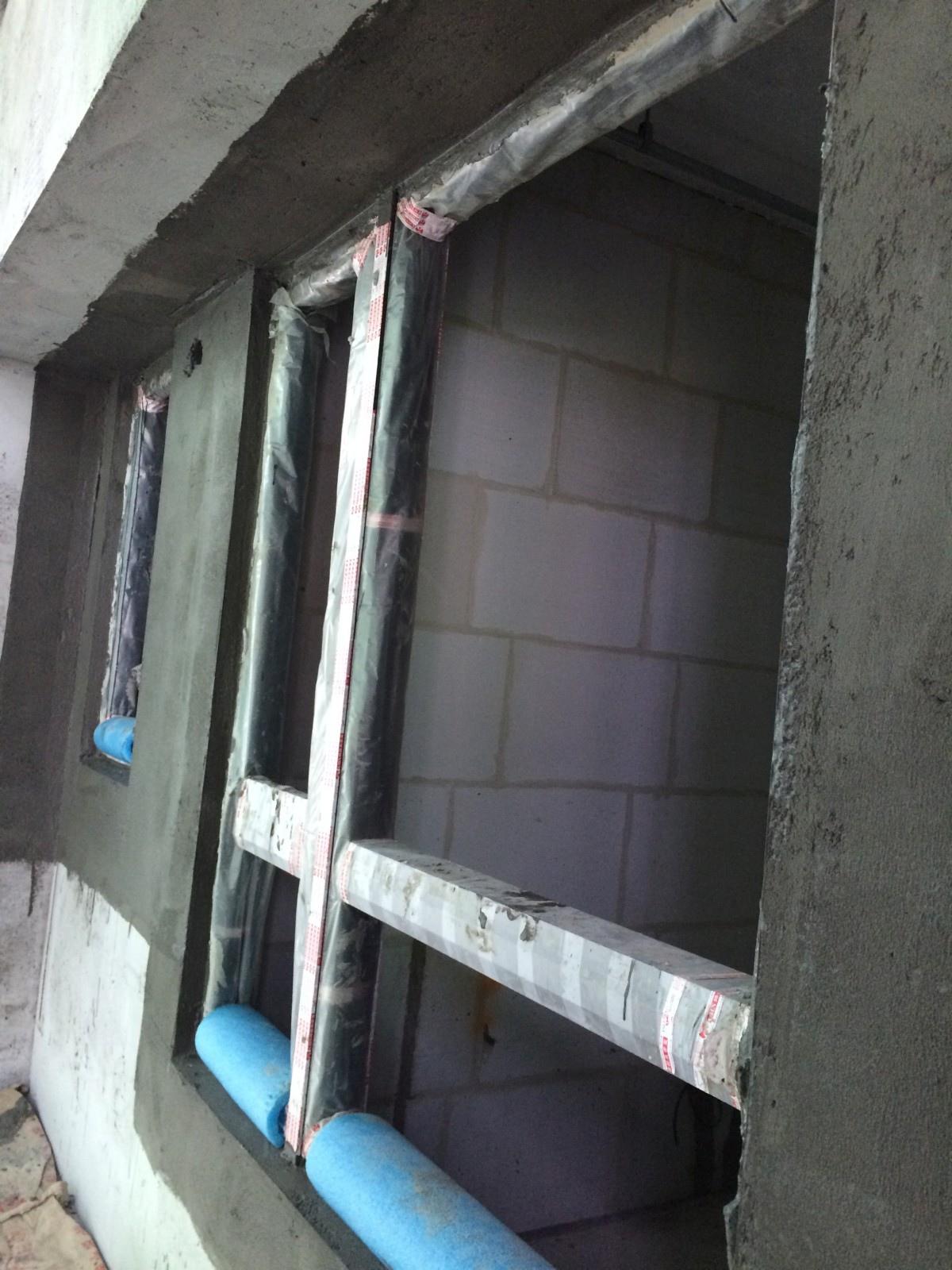 [新竹光埔] 興築建設-興世代(大樓)2015-06-28 008 窗框防水