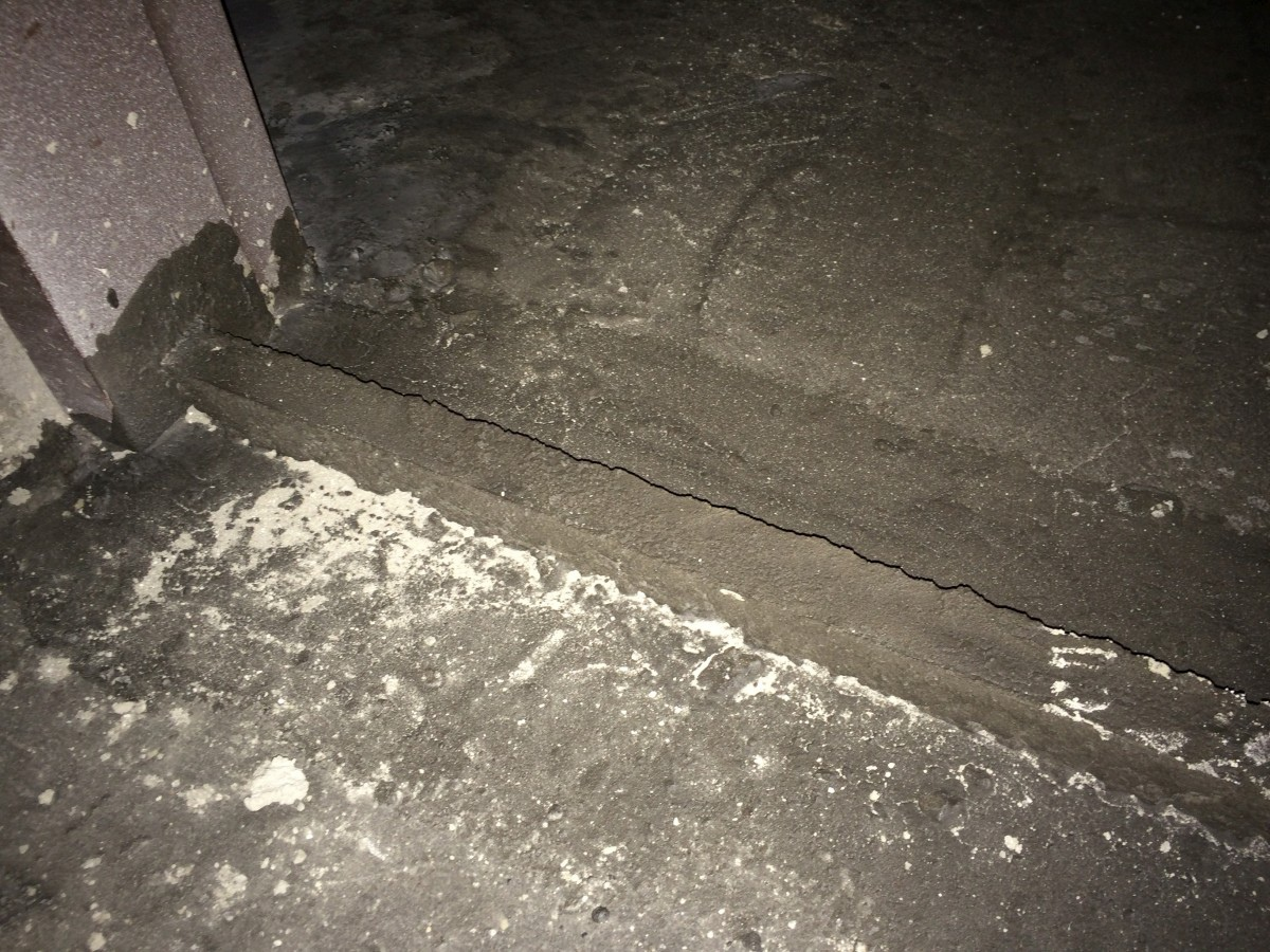 [新竹光埔] 興築建設-興世代(大樓)2015-06-28 009 浴室防水墩