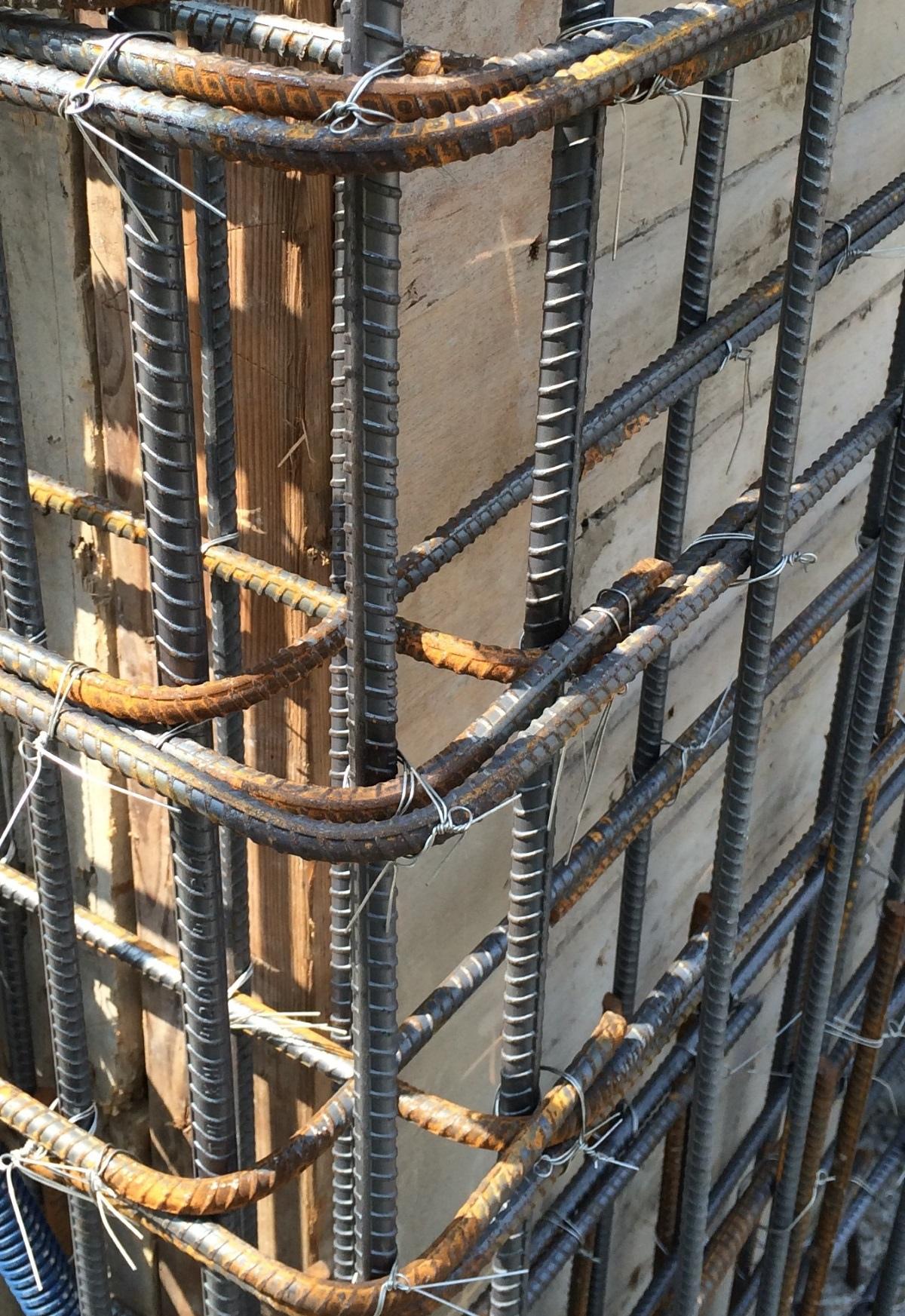 [新竹光埔] 興築建設-興世代(大樓)2015-06-28 013 結構-轉角大一號