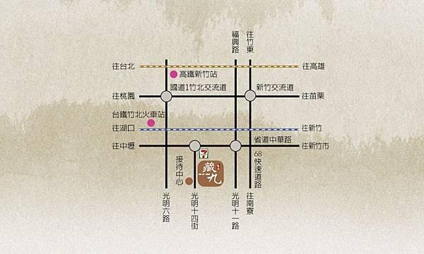 [竹北西區] 璽悅建設-藏九(電梯透天)2015-08-09 004