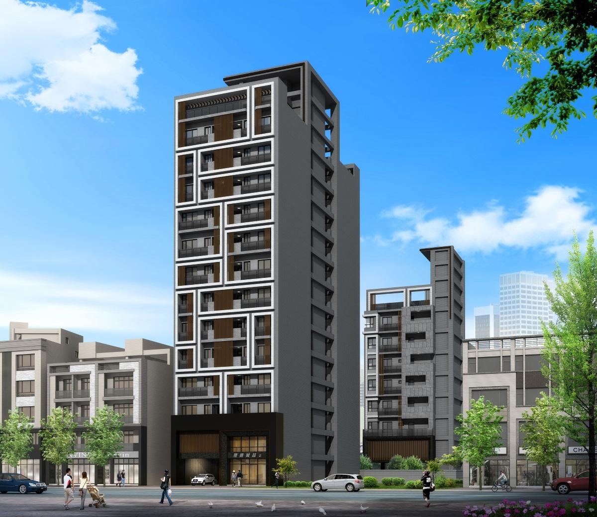 [竹南國中] 理德建設-城品2(大樓)2015-08-18