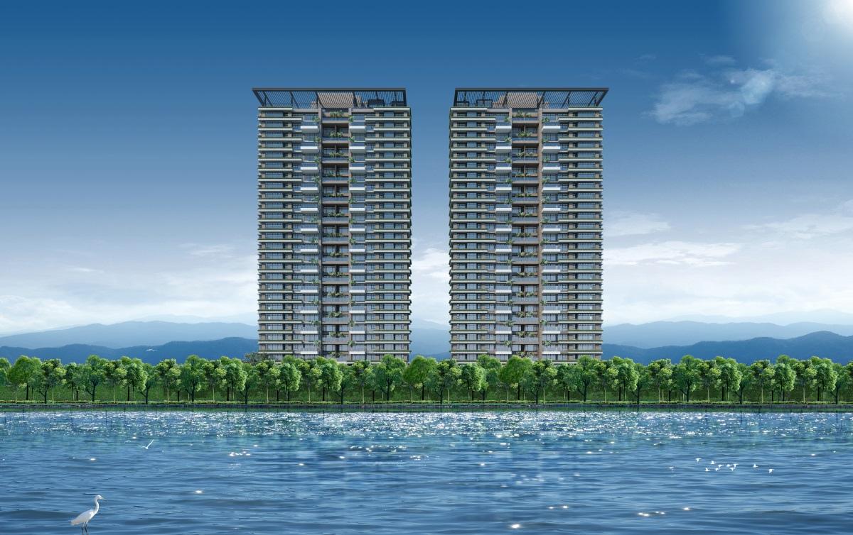 [竹北水岸] 春福建設-大觀自若(大樓)2015-10-07 001