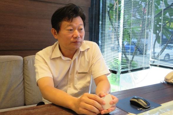 [人物專訪] 原森活專案經理徐境 2015-10-22 001.JPG