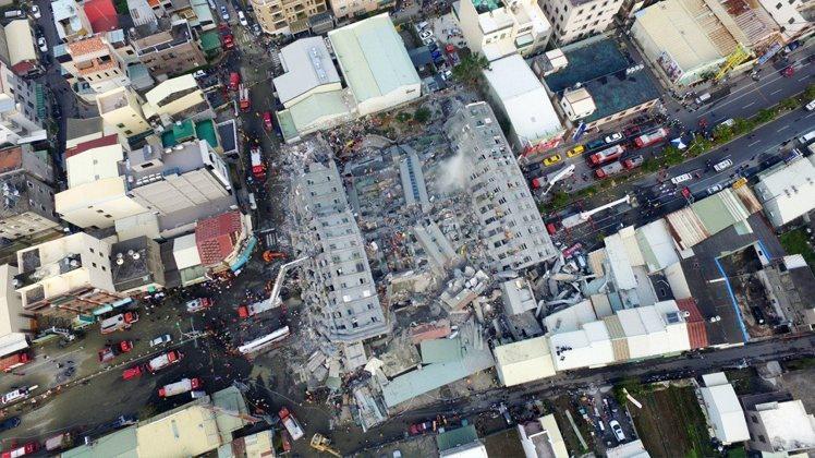 [住週時論] 地震之後的房地產日記(圖片來源:聯合新聞網)2016-02-06 001.jpg